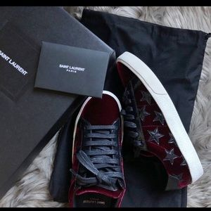 Saint Laurent Paris sneaker